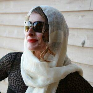 Hand-Woven Scarves
